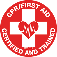 CPR/First Aid Certified