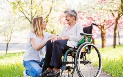 Outdoor Spring Activities to Do with Aging Parents