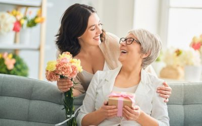 Ways to Celebrate Mother's Day with Your Senior Mom