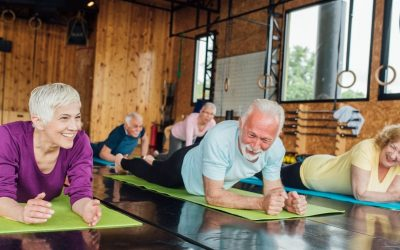 Five Ways to Promote Healthy Bone Mass in Seniors